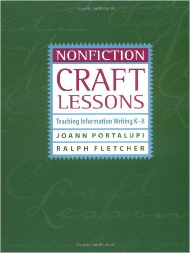 Ralph Fletcher_Nonfiction Craft Lessons
